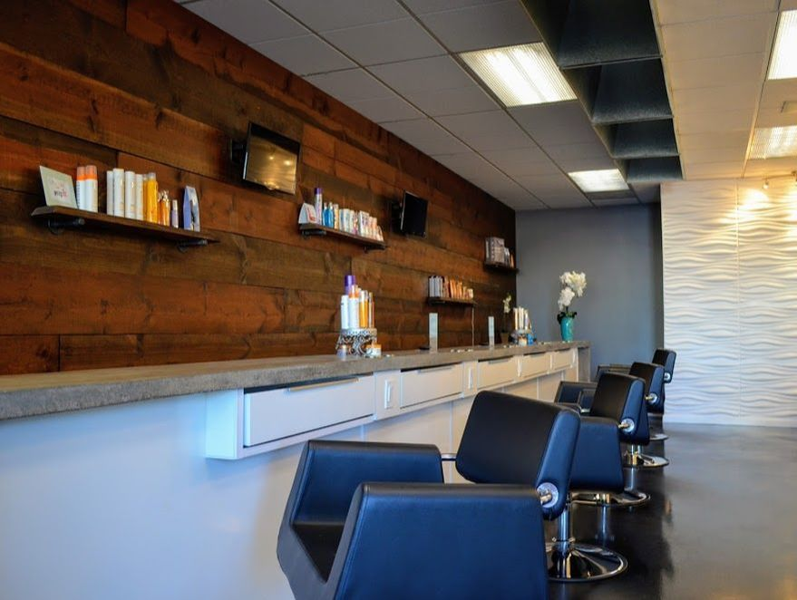 Picture of the space where Brazilian Blowouts are done in San Diego.